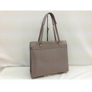 SOLD Vintage VUITTON Epi Croisette Taupe Bag